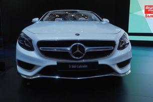 Mercedes S-класа Coupe и Cabriolet обновяване