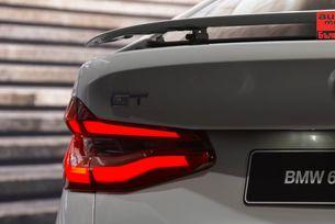 BMW Серия 6 GT премиера във Франкфурт