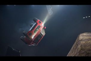 Новият Jaguar E-PACE | Световен рекорд на ГенесRECORDS™ Barrel Roll