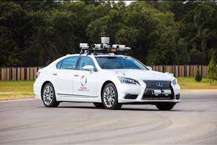 Toyota автономно управление