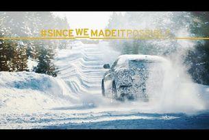 Lamborghini Urus: Зимни тестове