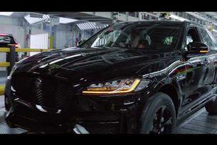 Жозе Моуриньо посети завода на Jaguar Land Rover в Солихъл