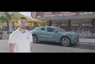 Jaguar I-PACE финален тест в Лос Анжелис