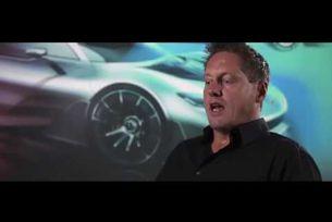 Mercedes AMG Project ONE представяне