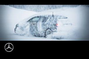Mercedes-Benz A-класа (2018)зимни тедтов