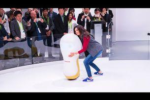 Honda представяне в ЛасВегас CES 2018