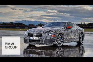 BMW Серия 8 Coupe