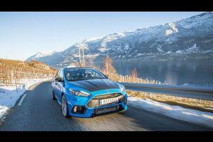 Ford Focus такси в Норвегия