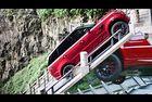 2018 Range Rover Sport изкачване до Вратата на рая