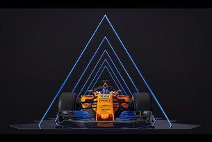 McLaren MCL33 представяне