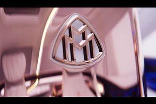 Новият концепт Maybach видео тийзър