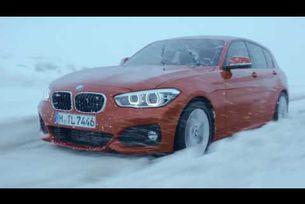BMW xDrive рекламно видео