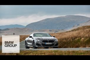 BMW Серия 8 купе