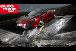 Импресия: McLaren 650 S