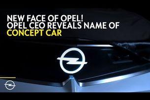 Opel показва дизайна на бъдещите си модели