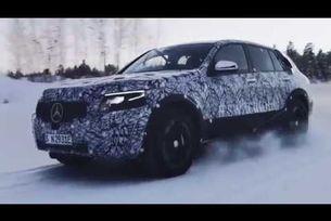 Новият Mercedes-Benz EQC 2019