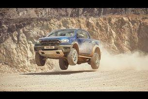 Новият Ford Ranger Raptor