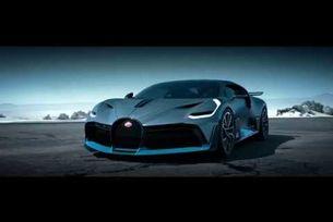 Bugatti Divo: Световна премиера