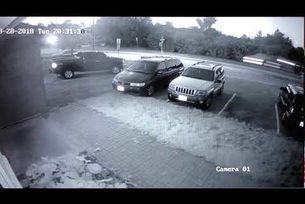 Инцидент в Канада с Tesla Model S