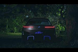 BMW Vision iNEXT — тийзър