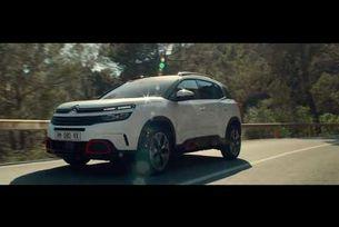 Новият кросоувър New Citroën C5 Aircross