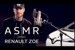 ASMR x RENAULT ZOE