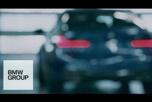 Производствен процес на новото BMW Серия 3