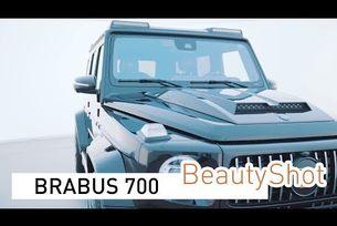 BRABUS 700 на базата на Mercedes G 63