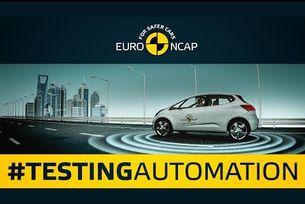 Euro NCAP тества автономни системи