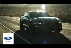 Ford Mustang: The Future is Built