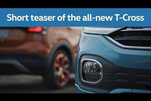Новият Volkswagen T-Cross
