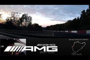 Рекорд на Mercedes-AMG GT 63 S на Северната дъга