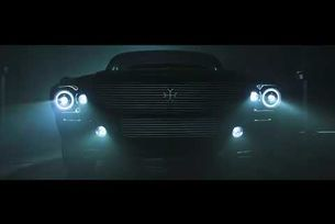 Възродиха Ford Mustang I като електромобил