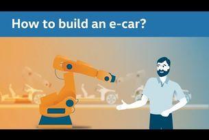 Volkswagen: Как се прави електромобил