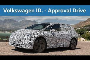 Пътни тестове на  Volkswagen I.D. в Южна Африка