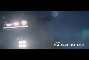 Kia представя обновения Sorento