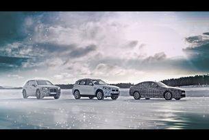BMW изпитва нови електромобили в Швеция