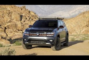 VW Atlas Basecamp Concept