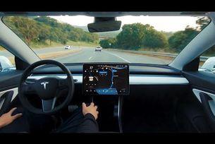 Tesla представя пълноценен автопилот