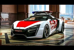 Lykan HyperSport Special Forces