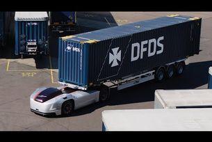 Автономни влекачи Volvo Trucks