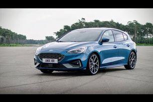 Новият Ford Focus ST