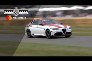 Alfa Romeo Racing напомня да спортните корени