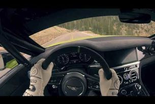 Bentley показа рекорда на Пайкс Пик