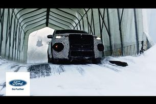 Нов електрически кросоувър на Ford