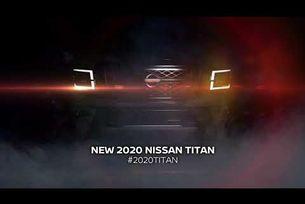 Nissan TITAN тийзър