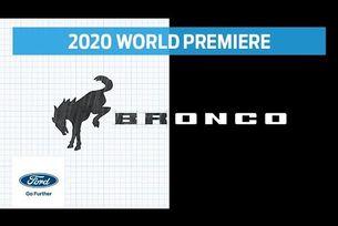 Обявиха премиерата на възродения Ford Bronco