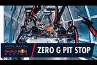 Как се прави питстоп при нулева гравитация?