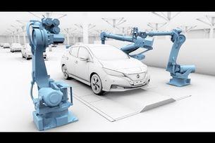 Nissan стартира нова фаза на модернизация