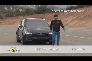 Краш тестове на Euro NCAP